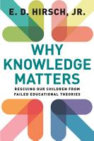 Why Knowledge Matters PDF