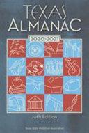 Download Texas Almanac 2020 2021 Book