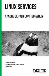 Apache server configuration: Linux Services. AL3-032