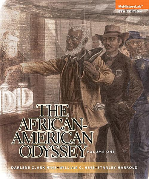 The African American Odyssey Volume 1