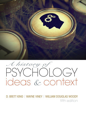 History of Psychology PDF