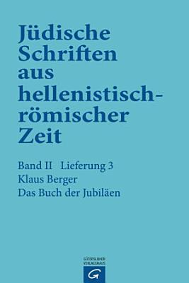 Das Buch der Jubil  en PDF