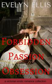 Forbidden Passion Obsession: Three Erotic Stories