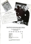 Ration Book Recipes