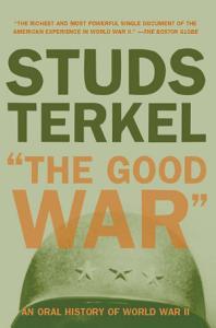 The Good War  Book
