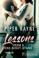 Lessons from a One Night Stand PDF
