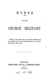 Hymns of the Church militant [ed. by A.B. Warner].