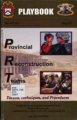 PRT Playbook PDF