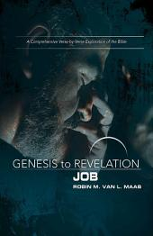 Genesis to Revelation: Job Participant Book [Large Print]: A Comprehensive Verse-by-Verse Exploration of the Bible