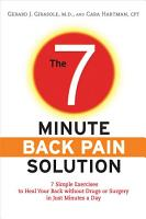 The 7 Minute Back Pain Solution PDF