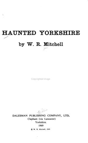 Haunted Yorkshire