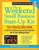 The Weekend Small Business Start Up Kit PDF