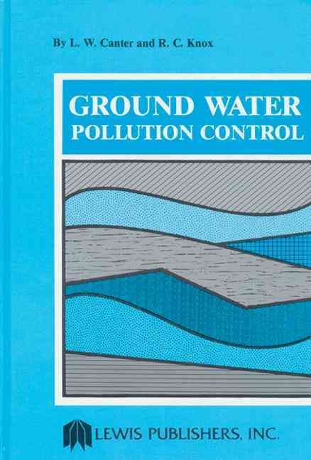 Ground Water Pollution Control