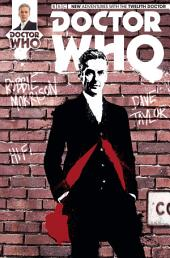 Doctor Who: The Twelfth Doctor #2: Terrorformer Part 2