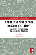 Alternative Approaches to Economic Theory PDF