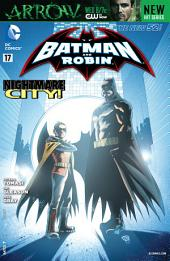 Batman and Robin (2011- ) #17