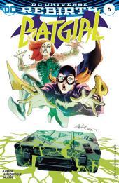 Batgirl (2016-) #6