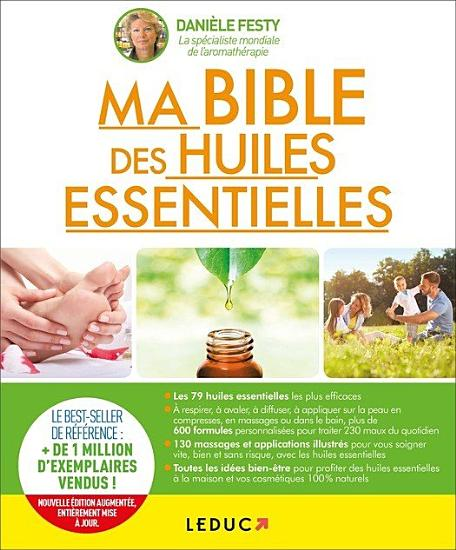 Ma bible des huiles essentielles PDF