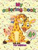 My Coloring Book for Children 4+