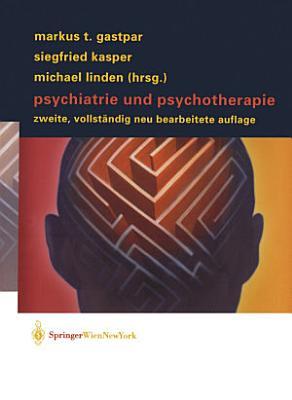 Psychiatrie und Psychotherapie PDF