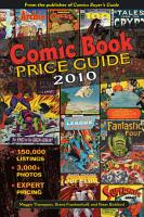 Comic Book Price Guide PDF
