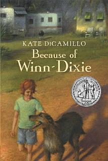 Because of Winn Dixie Book