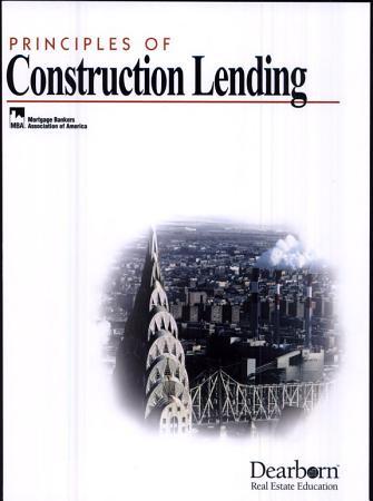 Principles of Construction Lending PDF