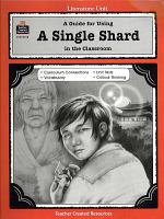 A Guide for Using a Single Shard in the Classroom PDF