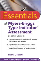 Essentials of Myers-Briggs Type Indicator Assessment: Edition 2