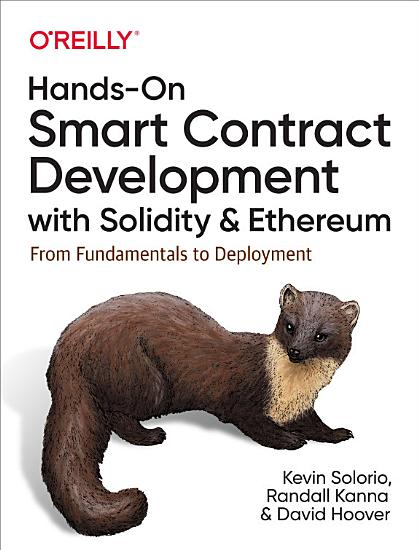 Hands On Smart Contract Development with Solidity and Ethereum PDF