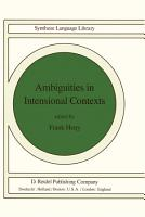 Ambiguities in Intensional Contexts PDF