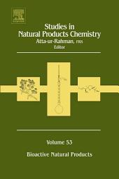 Studies in Natural Products Chemistry: Volume 53