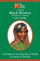 Notable Black Women in American History Card Game