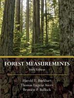 Forest Measurements PDF