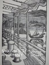 SAGUS Vol 34 A Japanese Journey: An Odyssey Through Japan From Hokkaido To Kyushu