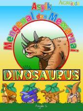 Asyik Mengenal & Mewarnai Dinosaurus