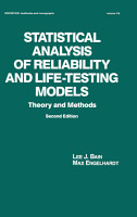 Statistical Analysis of Reliability and Life Testing Models PDF