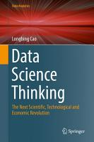Data Science Thinking PDF
