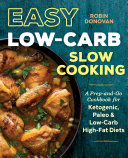 Low Carb Cookbook (Slow Cooker)