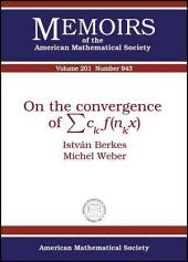 On the Convergence of [summation Symbol]c[subscript K]f(n[subscript K]x)