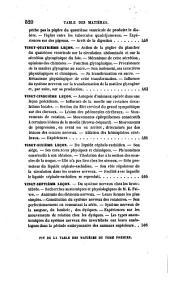 Leçons sur la physiologie et la pathologie du système nerveux: avec figures intercalées dans le texte, Volume1