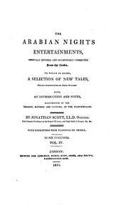 The Arabian Nights Entertainments: Volume 4