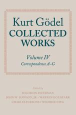 Kurt G  del  Collected Works  Volume IV PDF