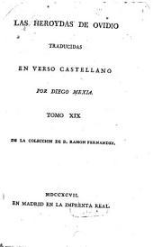Las Heroydas de Ovidio