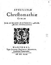 Specillum Chrestomathiae Graecae