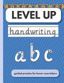 LEVEL UP Handwriting
