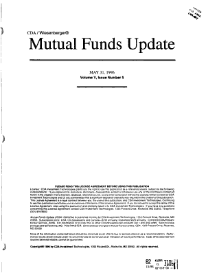 Mutual Funds Update