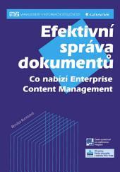 Efektivní správa dokumentů: Co nabízí Enterprise Content Management
