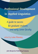 Professional Development in Applied Linguistics
