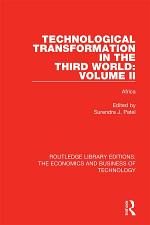 Technological Transformation in the Third World: Volume 2
